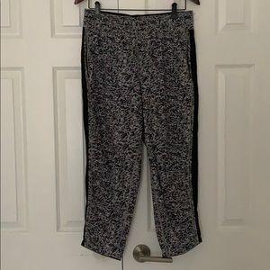 Lululemon cropped baggy pants